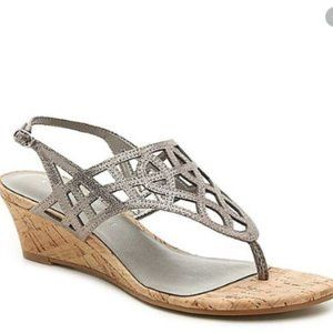 NIB Wedge Sandals